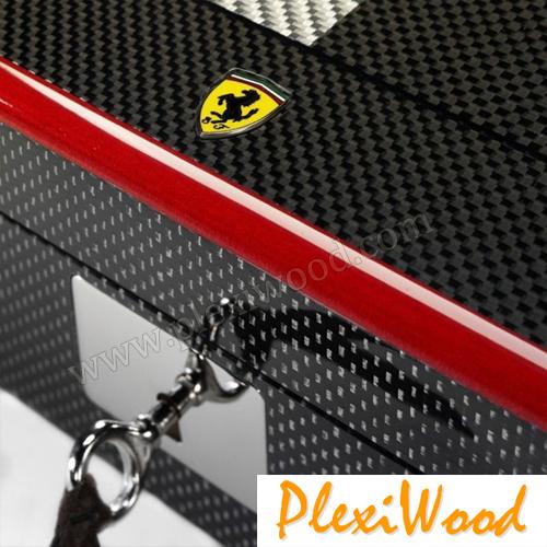 wooden chess case - PlexiWood.com