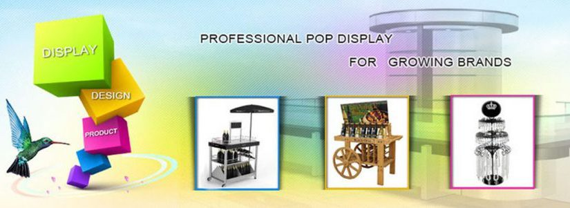 Factory for Retail Display Solutions Since2006