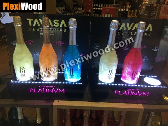 Tavasa Platinvm Bottle Glorifier