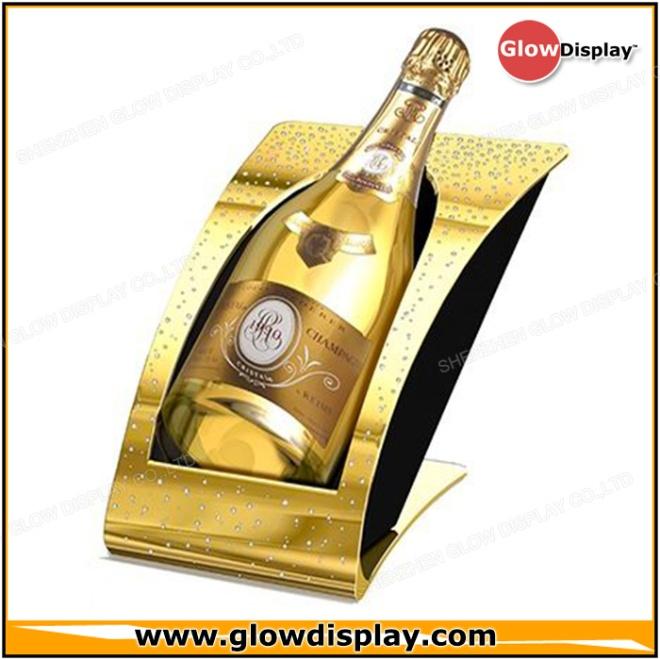 Metal Champagne Glorifier - PlexiWood.com